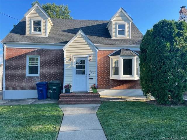 145 Baker Street, Bridgeport, CT 06606 (MLS #170438847) :: Kendall Group Real Estate | Keller Williams