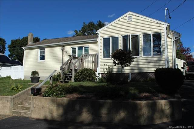 58 Olive Street, Waterford, CT 06385 (MLS #170438860) :: Michael & Associates Premium Properties   MAPP TEAM