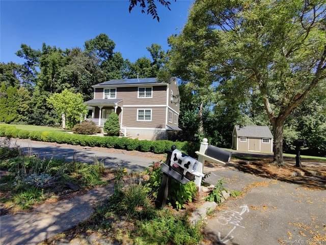 39 Jimmy Lane, Meriden, CT 06450 (MLS #170438880) :: GEN Next Real Estate