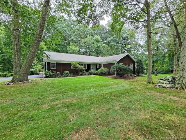 551 Joan Drive, Fairfield, CT 06824 (MLS #170438890) :: Kendall Group Real Estate | Keller Williams