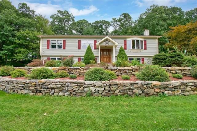 36 Hillcrest Drive, Stafford, CT 06076 (MLS #170438895) :: Kendall Group Real Estate | Keller Williams