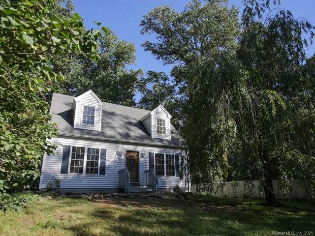 21 Brook Trail, East Hampton, CT 06424 (MLS #170438913) :: Around Town Real Estate Team