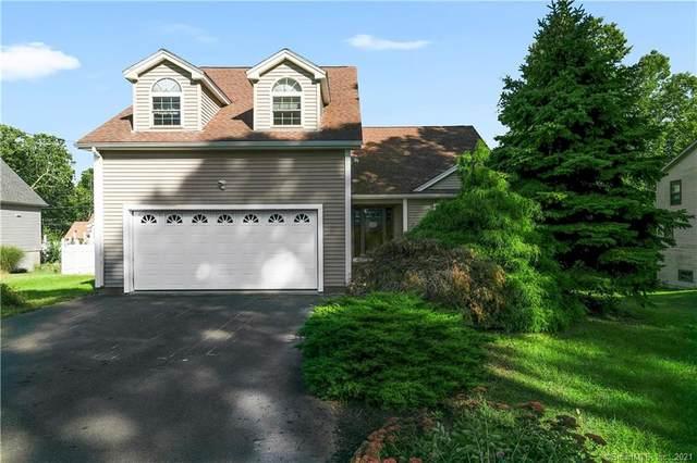 115 S Edgewood Road, East Lyme, CT 06357 (MLS #170438922) :: Kendall Group Real Estate | Keller Williams