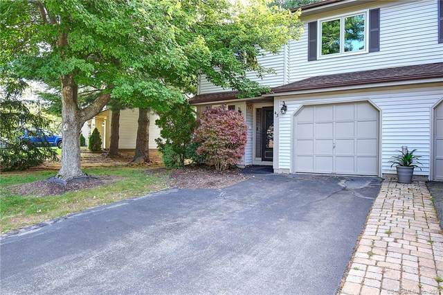 43 Cortland Way #43, Newington, CT 06111 (MLS #170438925) :: Around Town Real Estate Team