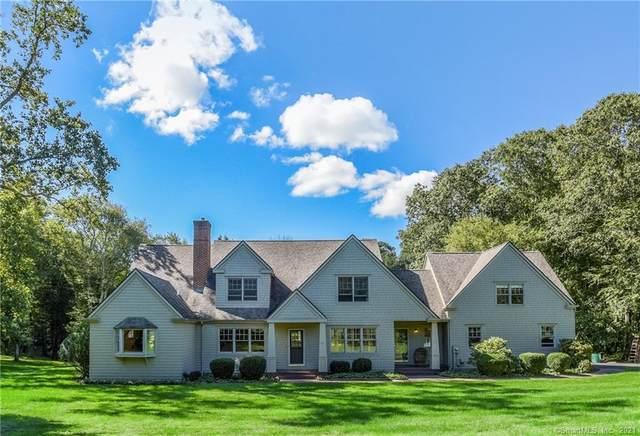 411 Wheeler Road, Stonington, CT 06378 (MLS #170438941) :: Spectrum Real Estate Consultants