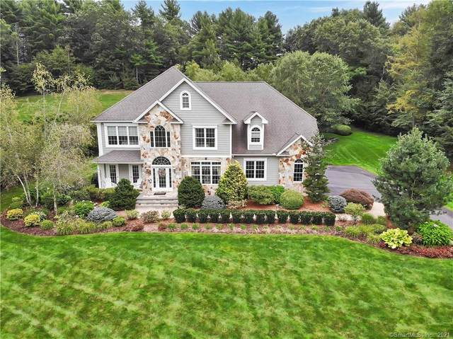 28 Brookford Drive, Somers, CT 06071 (MLS #170438962) :: Mark Boyland Real Estate Team