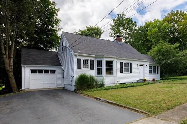 92 Briarcliff Road, Hamden, CT 06518 (MLS #170438995) :: Michael & Associates Premium Properties   MAPP TEAM
