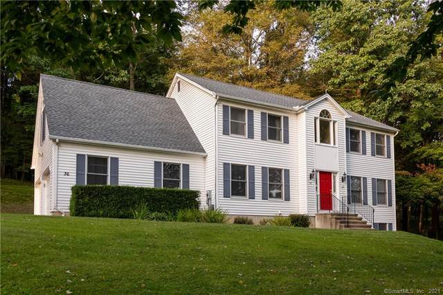 36 Burnham Road, New Milford, CT 06776 (MLS #170439021) :: GEN Next Real Estate