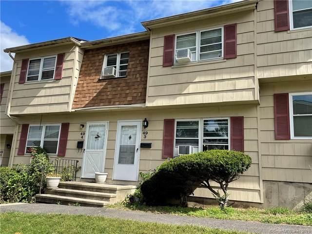 49 Ridge Road #3, Naugatuck, CT 06770 (MLS #170439023) :: GEN Next Real Estate