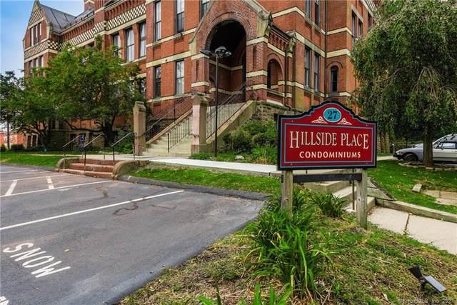 27 Hillside Place #19, New Britain, CT 06051 (MLS #170439035) :: Michael & Associates Premium Properties   MAPP TEAM