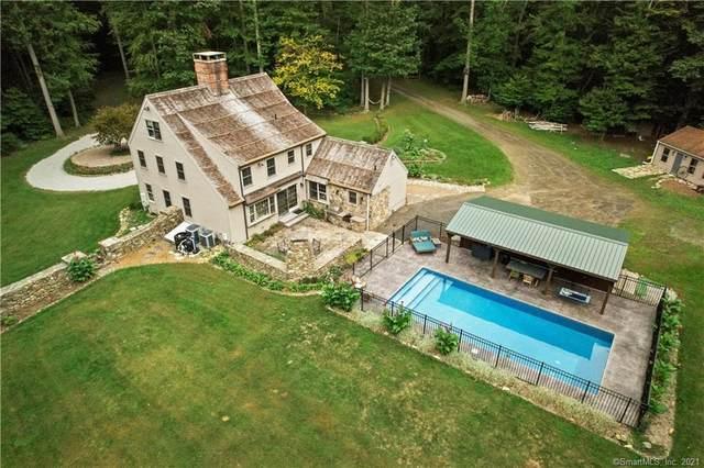 541 N Roast Meat Hill Road, Killingworth, CT 06419 (MLS #170439059) :: GEN Next Real Estate