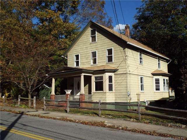 75 Baltic Street, Norwich, CT 06360 (MLS #170439069) :: Chris O. Buswell, dba Options Real Estate