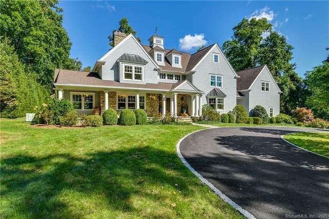 158 Hawks Hill Road, New Canaan, CT 06840 (MLS #170439086) :: Michael & Associates Premium Properties   MAPP TEAM