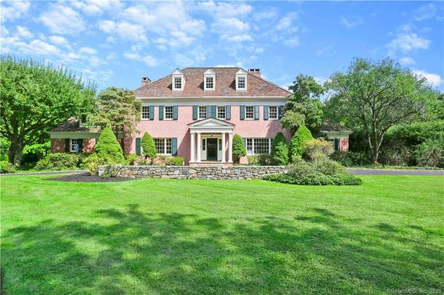 569 Round Hill Road, Greenwich, CT 06830 (MLS #170439090) :: Faifman Group