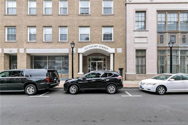 124 Court Street #807, New Haven, CT 06511 (MLS #170439099) :: Forever Homes Real Estate, LLC