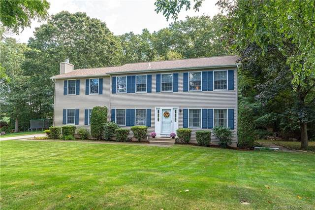 7 Tory Drive, Montville, CT 06382 (MLS #170439100) :: Chris O. Buswell, dba Options Real Estate