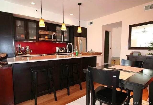 126 Washington Street #104, Norwalk, CT 06854 (MLS #170439116) :: Mark Seiden Real Estate Team