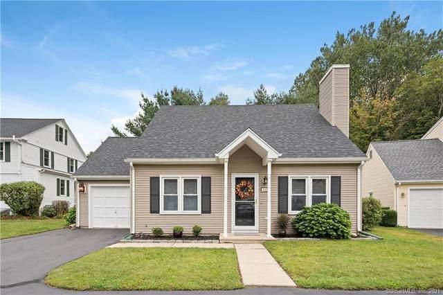 829 Main Street #829, Glastonbury, CT 06073 (MLS #170439131) :: Kendall Group Real Estate | Keller Williams