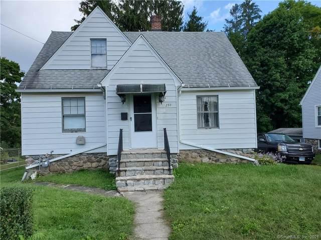 250 Monroe Avenue, Waterbury, CT 06705 (MLS #170439133) :: GEN Next Real Estate