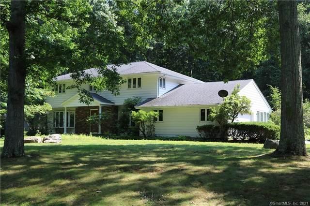 99 Sherwood Lane, Norwich, CT 06360 (MLS #170439141) :: Kendall Group Real Estate | Keller Williams