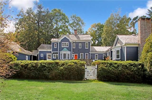 157 Taunton Hill Road, Newtown, CT 06470 (MLS #170439148) :: Michael & Associates Premium Properties | MAPP TEAM