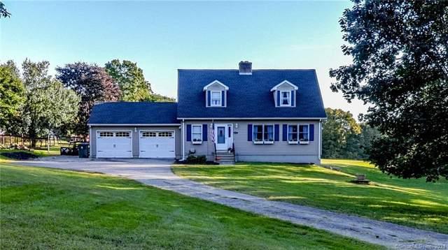 192 Mullen Hill Road, Windham, CT 06280 (MLS #170439150) :: Around Town Real Estate Team