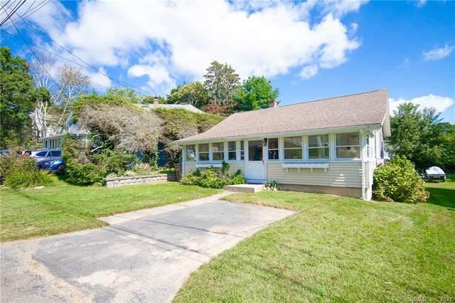 43 Brockett Road, East Lyme, CT 06357 (MLS #170439172) :: Around Town Real Estate Team