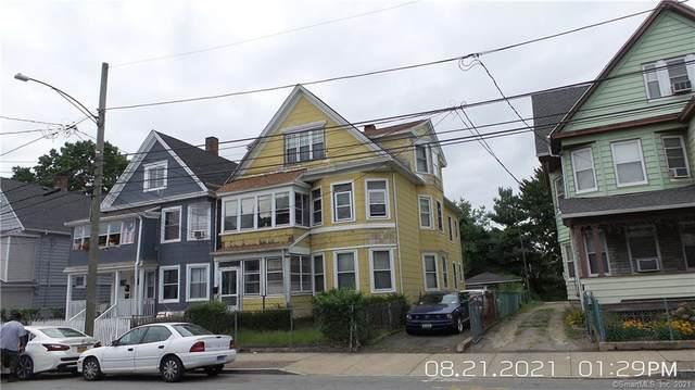 1131 Central Avenue, Bridgeport, CT 06607 (MLS #170439193) :: Around Town Real Estate Team