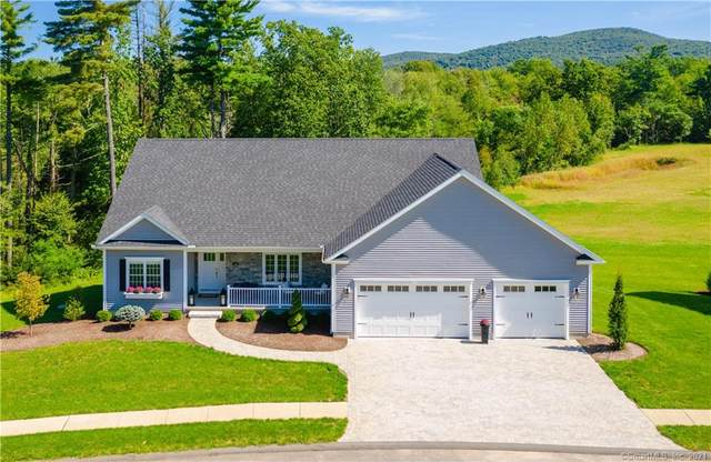 25 Lake Drive #25, Somers, CT 06071 (MLS #170439247) :: Mark Boyland Real Estate Team