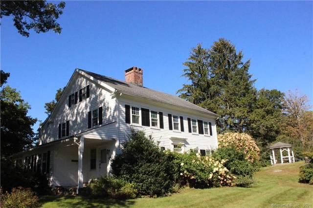 122 Thomaston Road, Morris, CT 06763 (MLS #170439255) :: Kendall Group Real Estate | Keller Williams