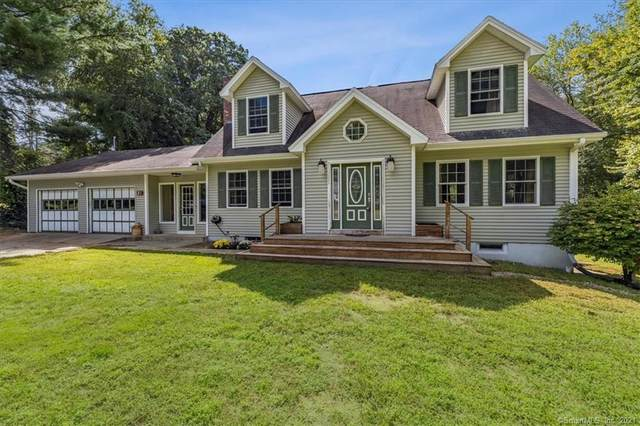 21 Thompson Road, Franklin, CT 06254 (MLS #170439272) :: GEN Next Real Estate