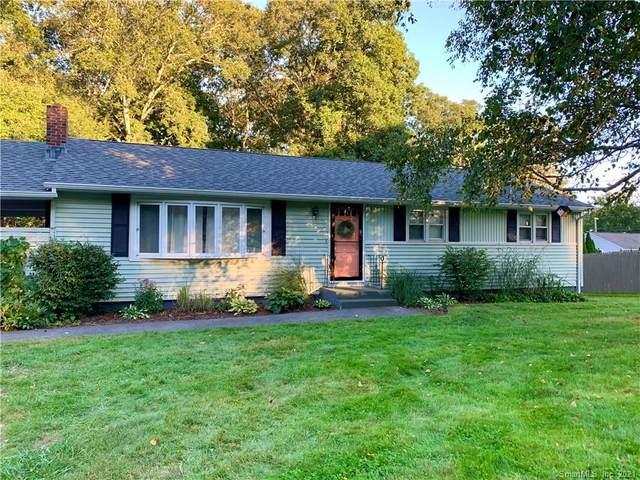 70 Bel Aire Drive, Groton, CT 06355 (MLS #170439289) :: GEN Next Real Estate