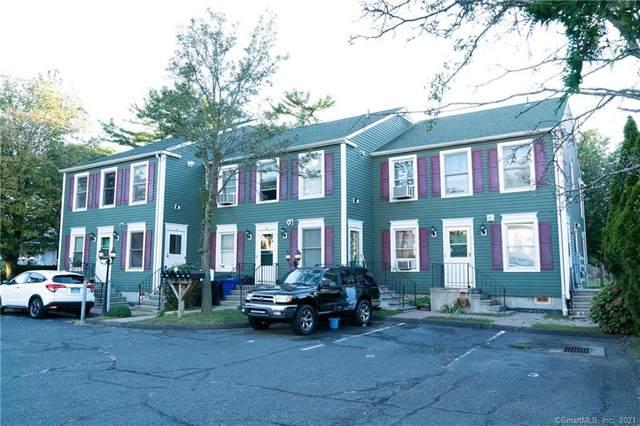 72 Chestnut Street #4, Norwalk, CT 06854 (MLS #170439299) :: Forever Homes Real Estate, LLC