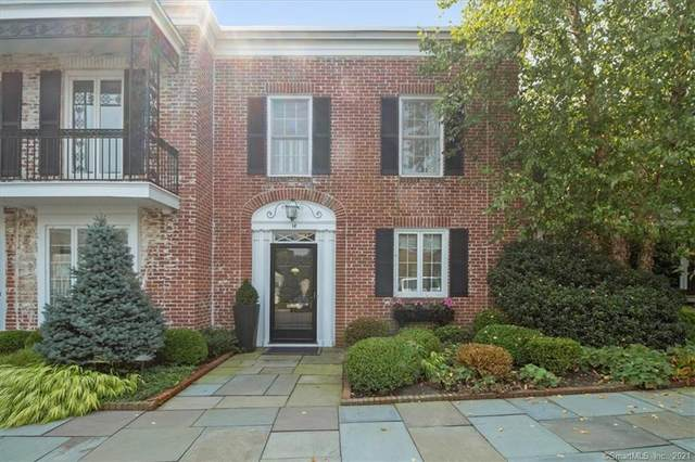 18 Mead Street #18, New Canaan, CT 06840 (MLS #170439307) :: Sunset Creek Realty