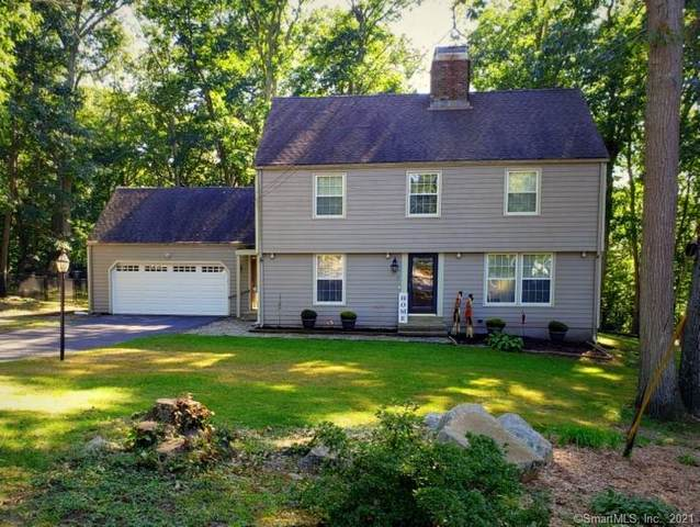 8 N Glenwoods Road, Ledyard, CT 06335 (MLS #170439380) :: Chris O. Buswell, dba Options Real Estate