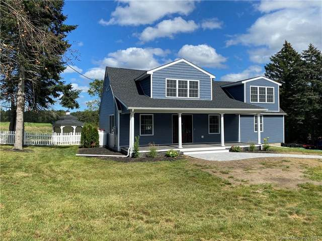 81 Pleasantview Drive, Suffield, CT 06078 (MLS #170439391) :: NRG Real Estate Services, Inc.
