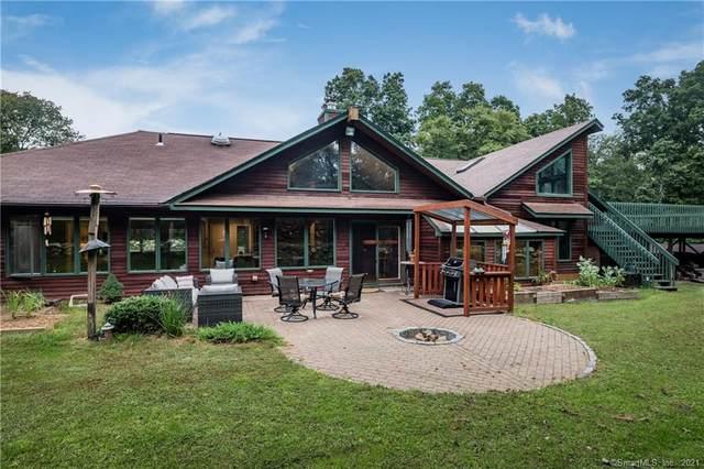 82 Jeremy Hill Road, Stonington, CT 06378 (MLS #170439400) :: Spectrum Real Estate Consultants