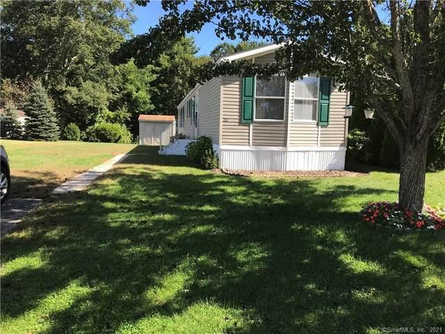 22 Circle Drive, Windham, CT 06256 (MLS #170439458) :: Michael & Associates Premium Properties | MAPP TEAM