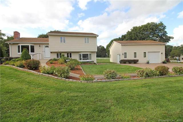 83 Bryan Drive, Manchester, CT 06042 (MLS #170439469) :: The Higgins Group - The CT Home Finder