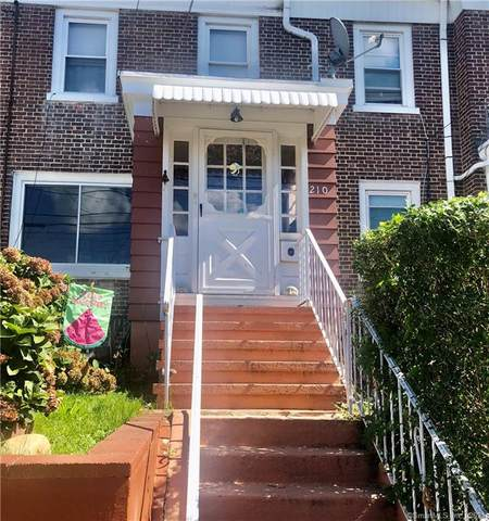 210 Remington Street, Bridgeport, CT 06610 (MLS #170439477) :: Kendall Group Real Estate | Keller Williams