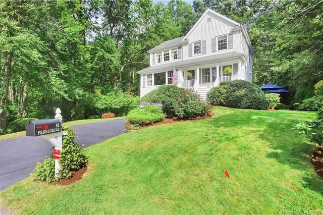 82 Fern Circle, Trumbull, CT 06611 (MLS #170439483) :: Kendall Group Real Estate | Keller Williams