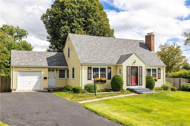 10 Spring Lane, West Hartford, CT 06107 (MLS #170439494) :: Sunset Creek Realty