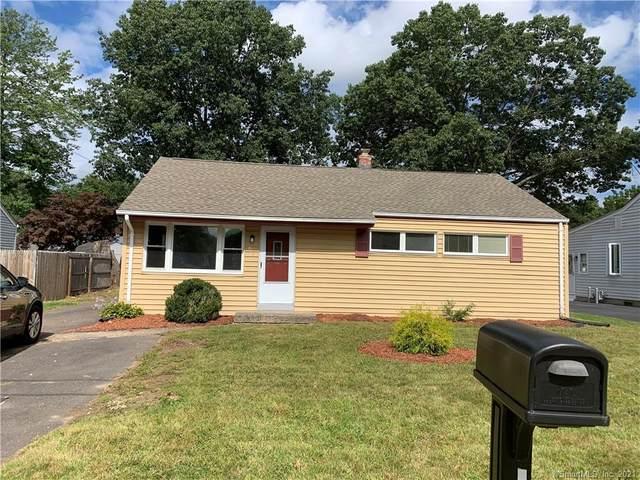 91 Montague Circle, East Hartford, CT 06118 (MLS #170439495) :: GEN Next Real Estate