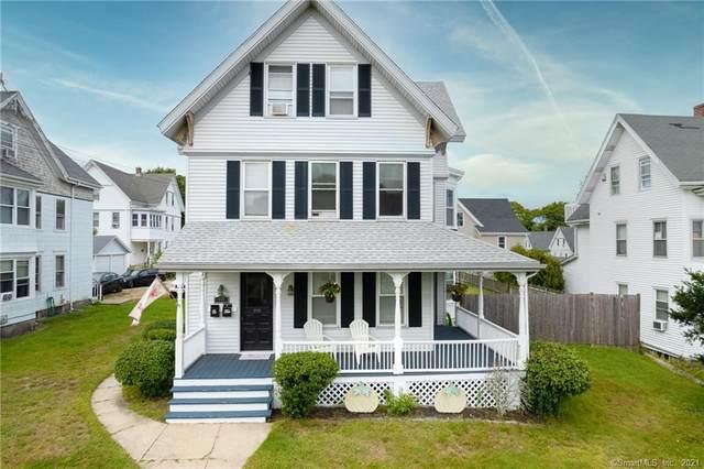 115 W Broad Street, Stonington, CT 06379 (MLS #170439502) :: Chris O. Buswell, dba Options Real Estate