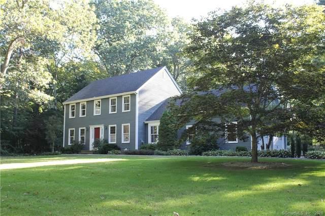 142 Chittenden Road, Killingworth, CT 06419 (MLS #170439527) :: Spectrum Real Estate Consultants