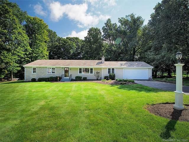 353 Drummond Road, Orange, CT 06477 (MLS #170439529) :: GEN Next Real Estate