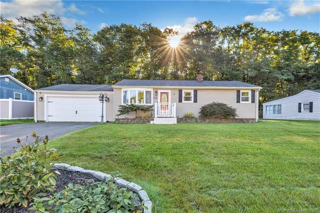 15 Dell Drive, East Haven, CT 06513 (MLS #170439533) :: Linda Edelwich Company Agents on Main