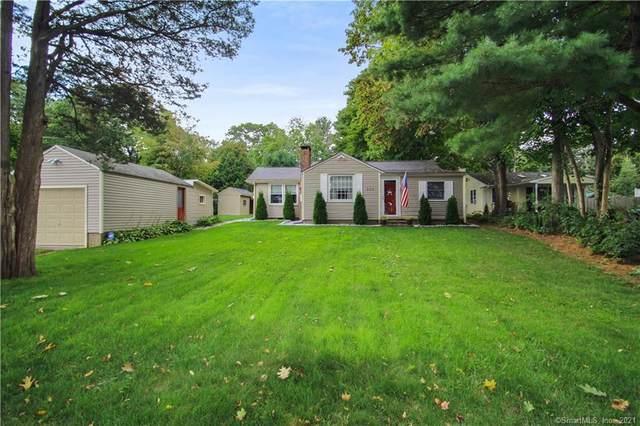 254 Deepwood Drive, Hebron, CT 06231 (MLS #170439551) :: Spectrum Real Estate Consultants