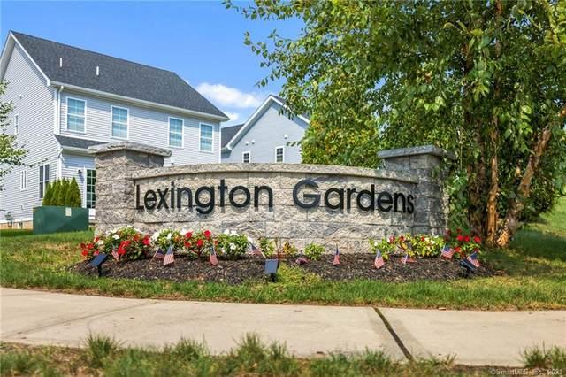 40 Lexington Gardens #40, North Haven, CT 06473 (MLS #170439553) :: Carbutti & Co Realtors
