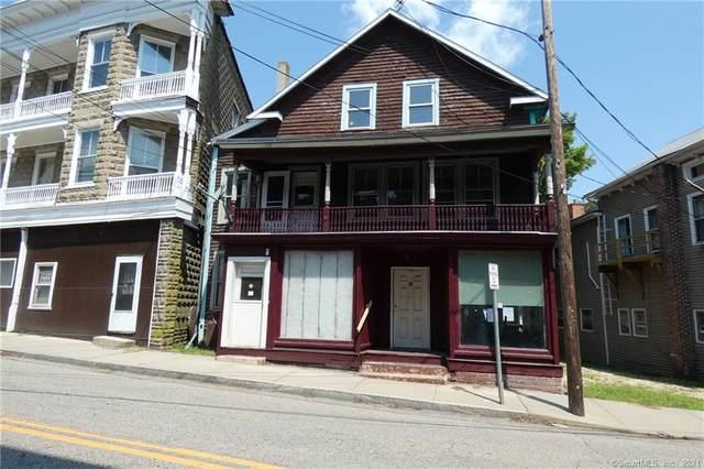 61 W Main Street, Sprague, CT 06330 (MLS #170439561) :: Chris O. Buswell, dba Options Real Estate